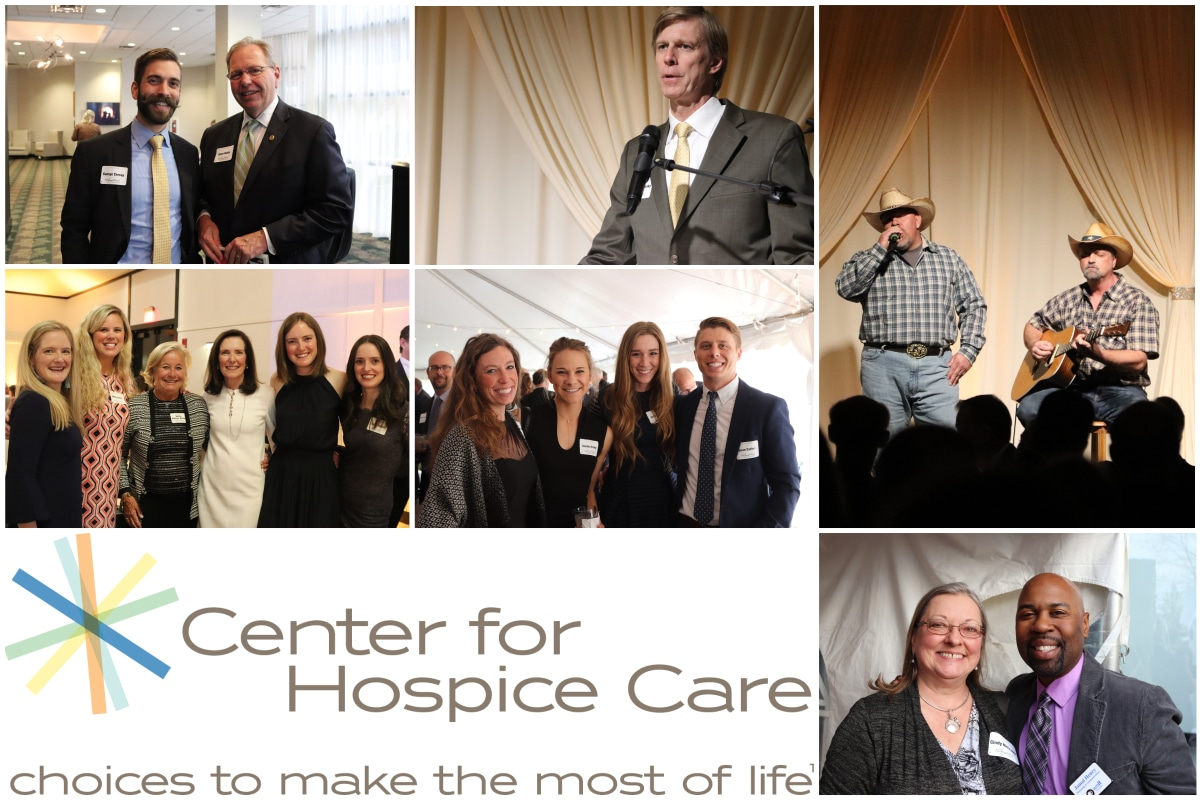 Catherine Hiler receives Center for Hospice Care and Hospice Foundation Helping Hands Award