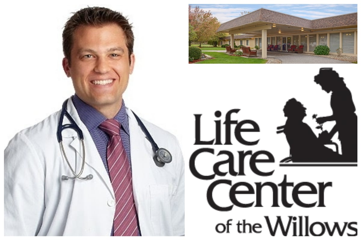Life Care Center of the Willows Employee Spotlight: Dr. Michael Mirochna