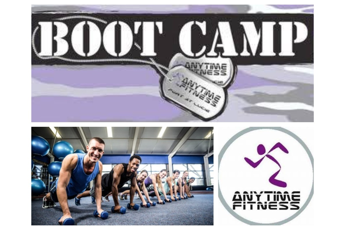 Anytime Fitness Valpo Encourages New Year New You Habits, Now Offering FREE Bootcamp to Members