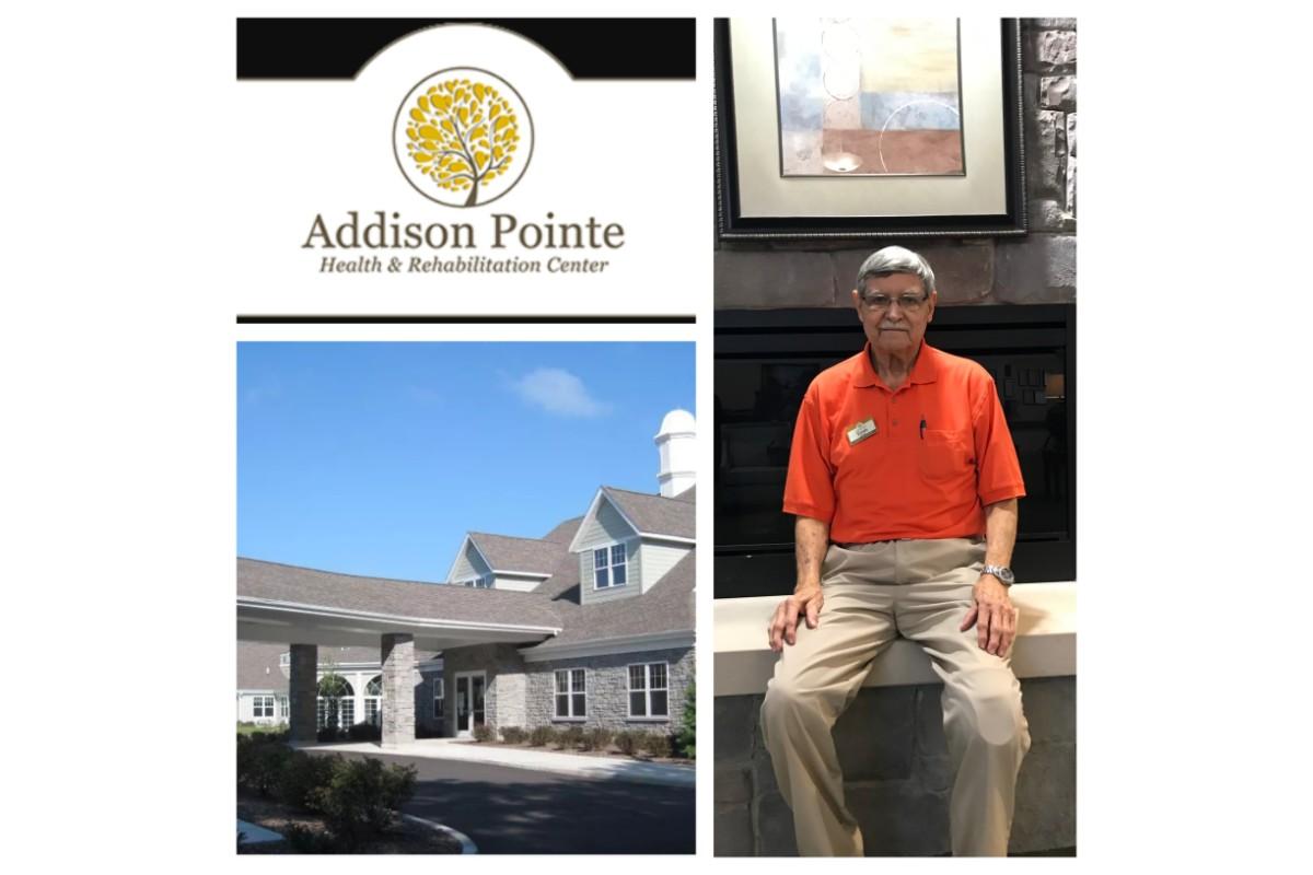 Addison Pointe & Rehabilitation Center Employee Spotlight: Tom Malone Activities Director