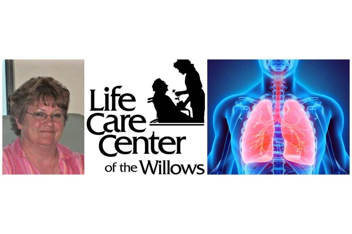 Lifecare Center of the Willows employee spotlight on Jill Adank