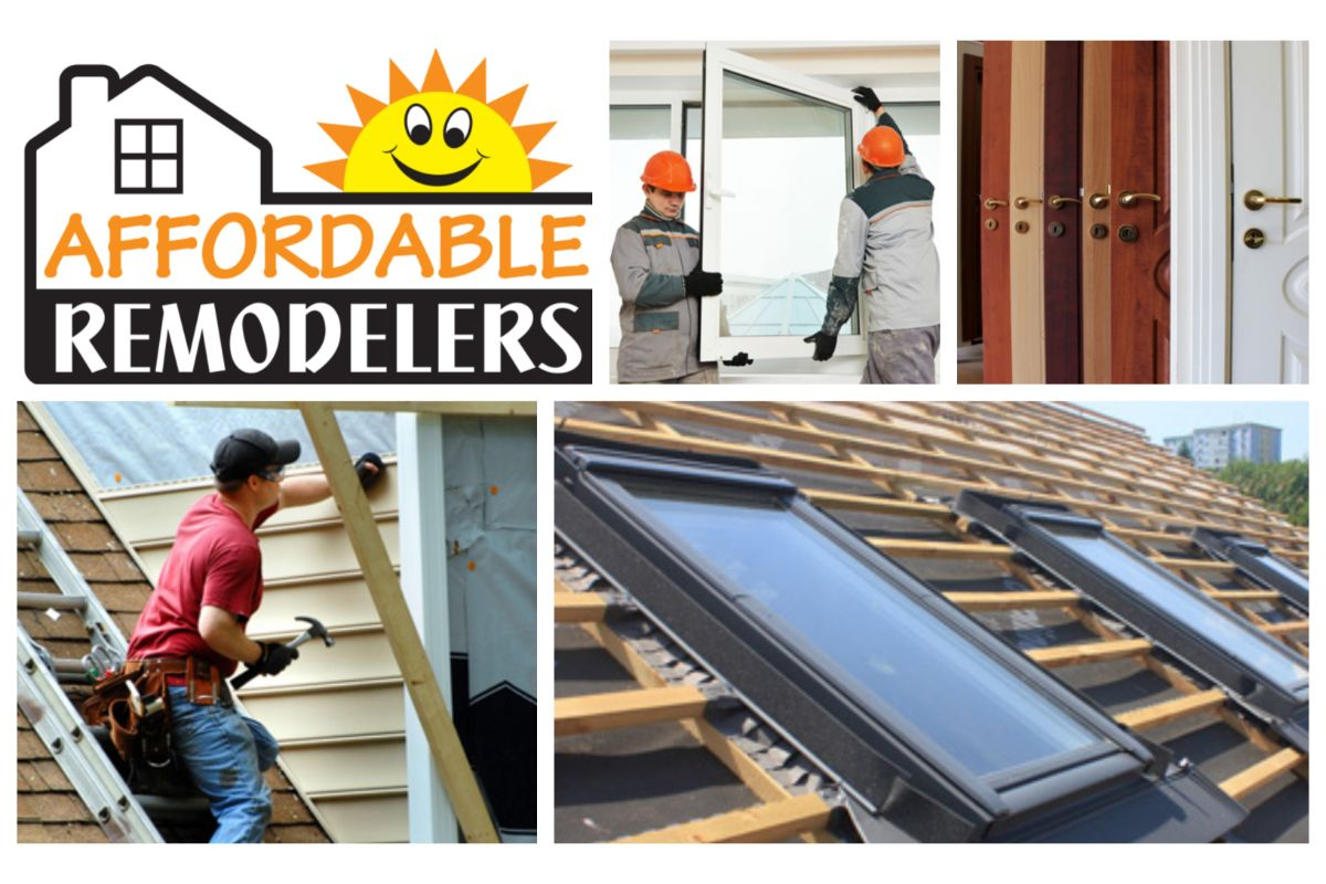 Exterior Services with Affordable Remodelers