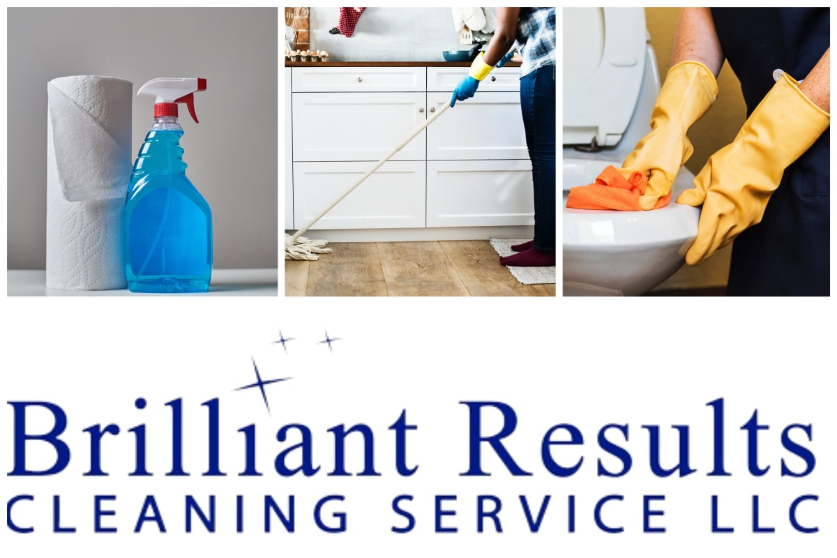 Brilliant Results Cleaning offering disinfecting cleaning package