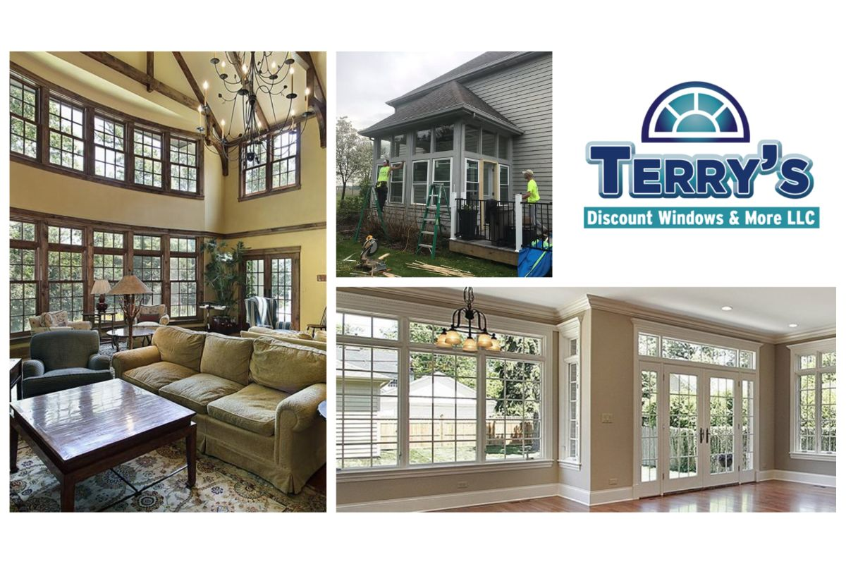 Terry's Discount Windows & More offers energy efficient windows and incredible financing