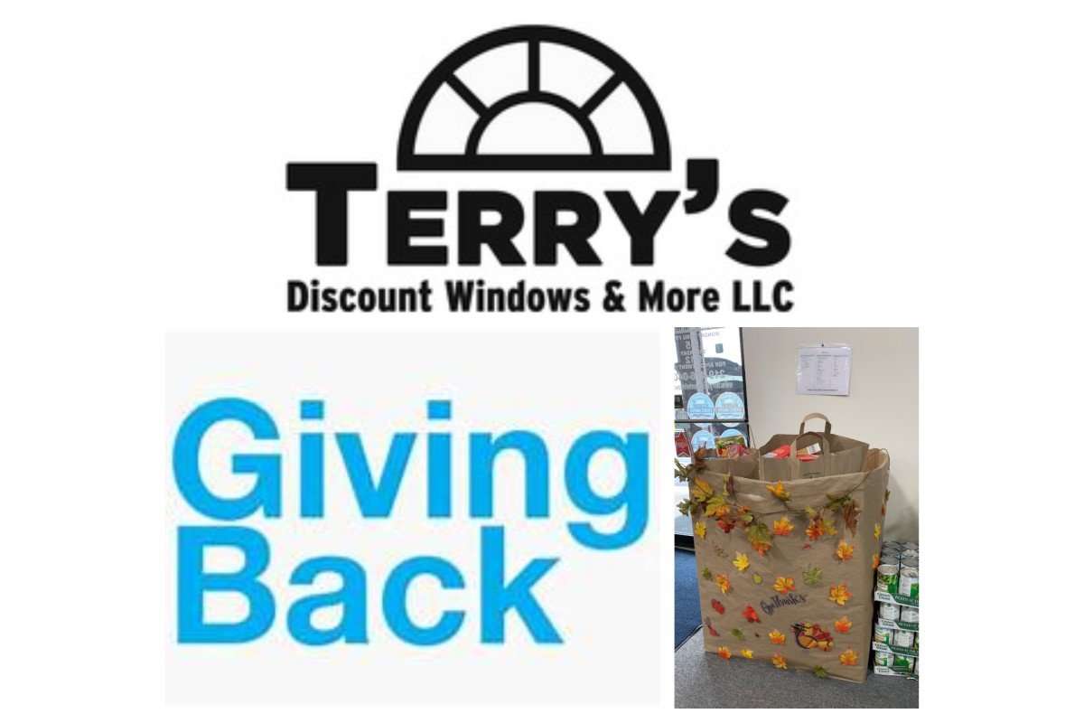Terry's Discount Windows & More Reflects on 2018 Give Backs and Plan Initiatives for 2019