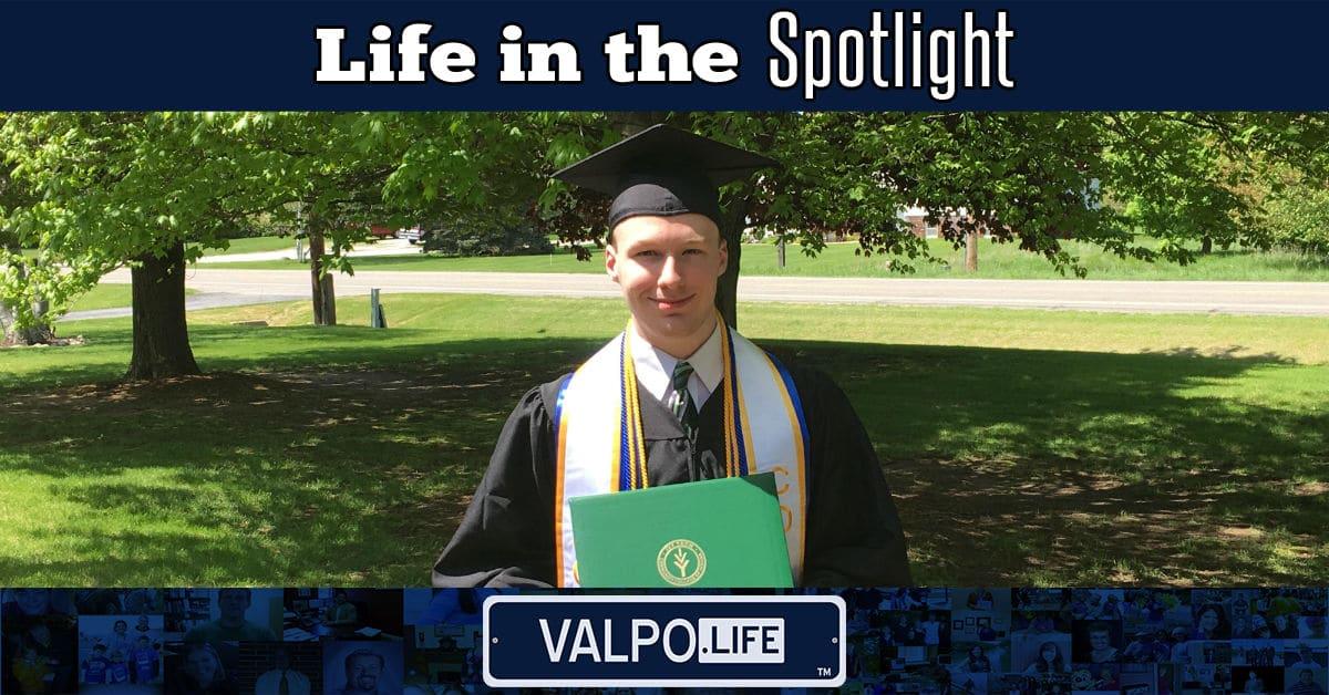 A Valpo Life in the Spotlight: Andrew Bochnicka