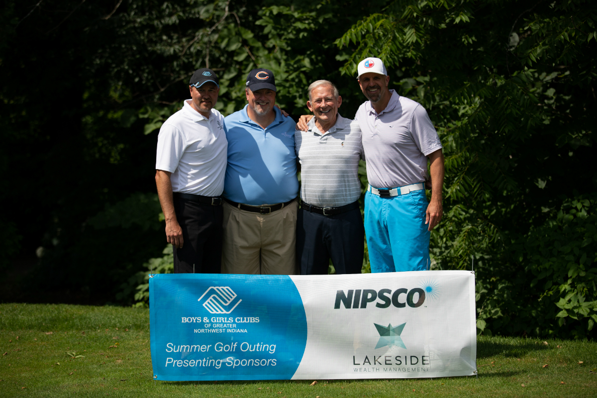 Boys & Girls Clubs of Greater Northwest Indiana Host 38th Annual Golf Outing at Forest Park
