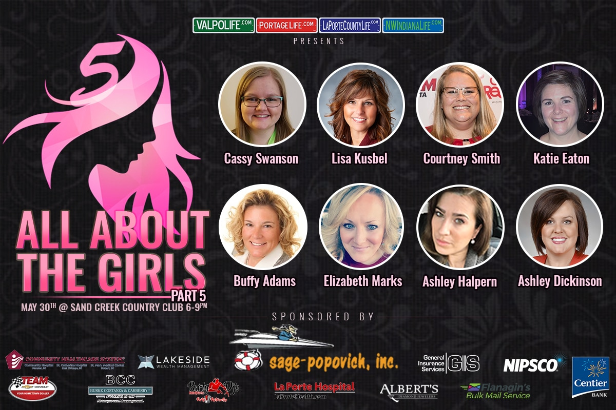 All About The Girls Part 5 to celebrate courage over comfort