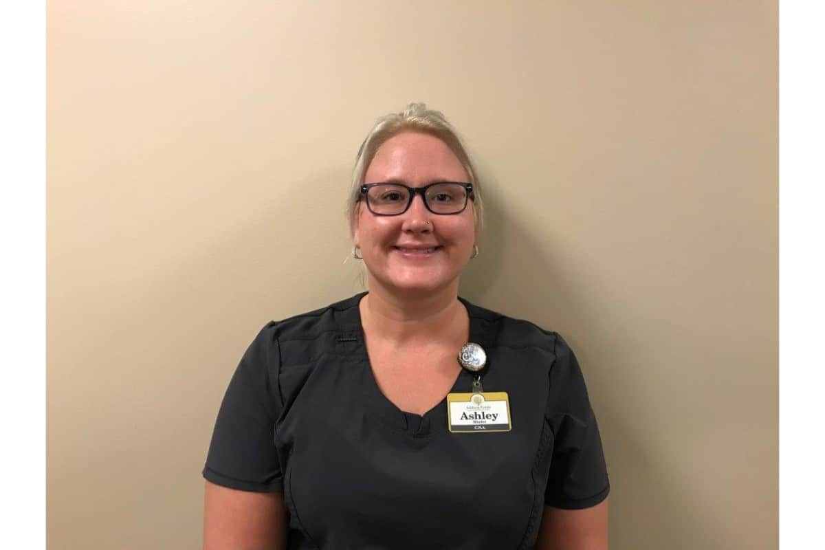 Addison Pointe Employee of the Month September: Ashley Minder