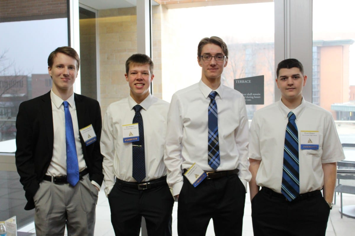 Region Students Tackle Important Issues at Valparaiso University and ArcelorMittal USA 66th Annual Northwestern Indiana Science and Engineering Fair
