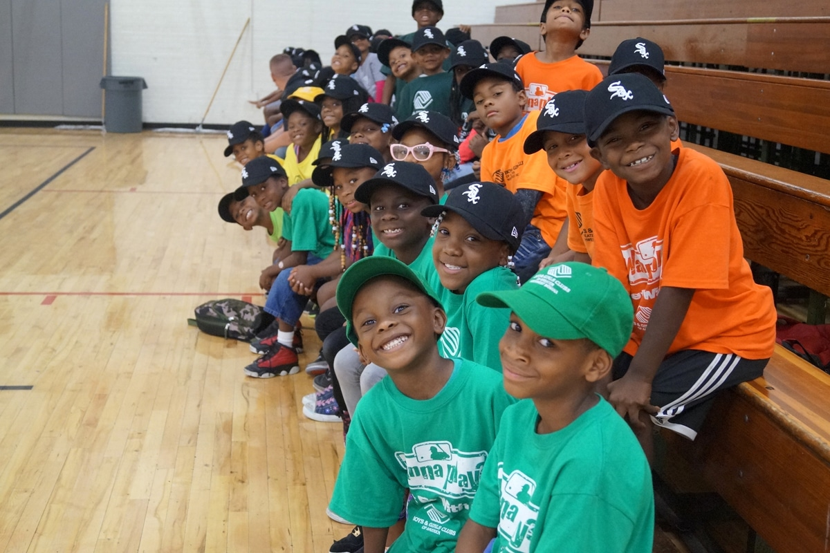 Boys & Girls Clubs of Greater Northwest Indiana Offers Summer Baseball League and Receives Lots of Support