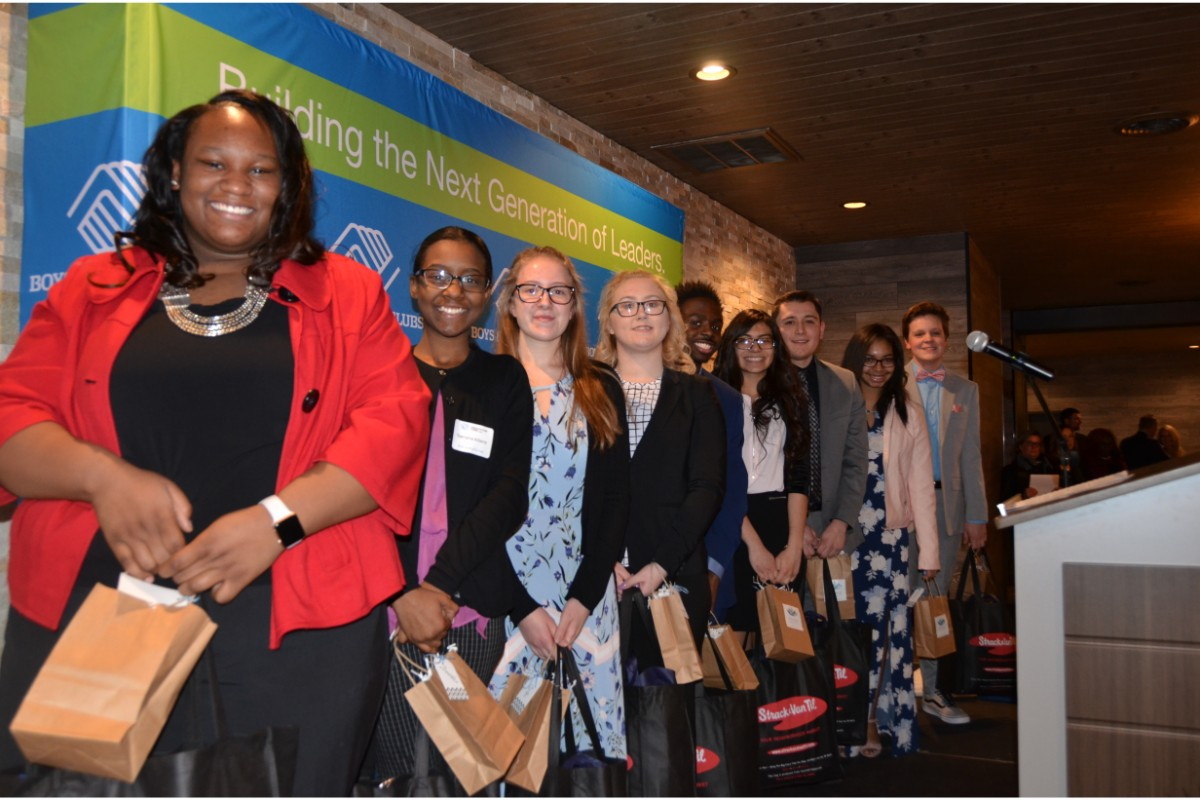 Boys and Girls Club of Greater Northwest Indiana Honors Youths of the Year