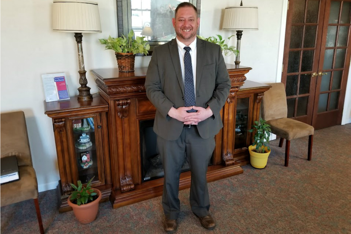 Michael Kelly of Bartholomew Funeral Home Finds Purpose and Meaning as a Funeral Director