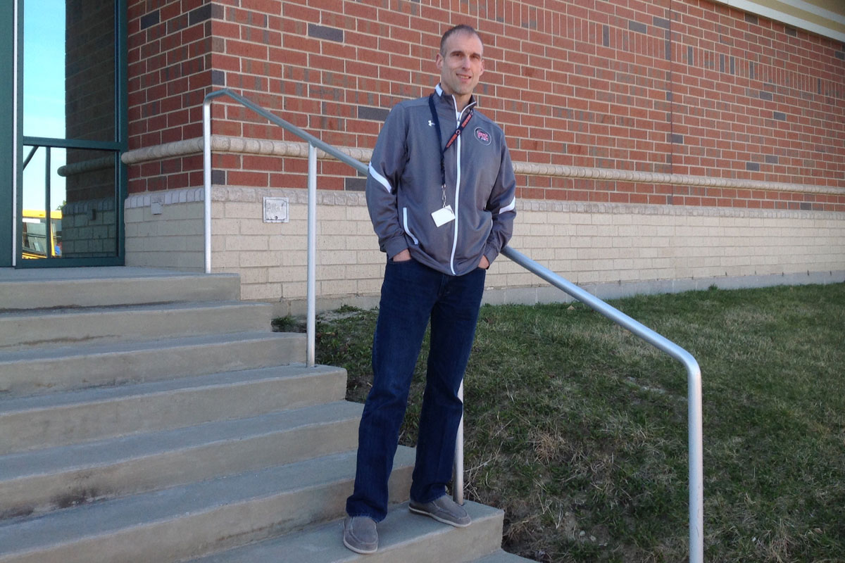 #1StudentNWI: Boone Grove Marches On