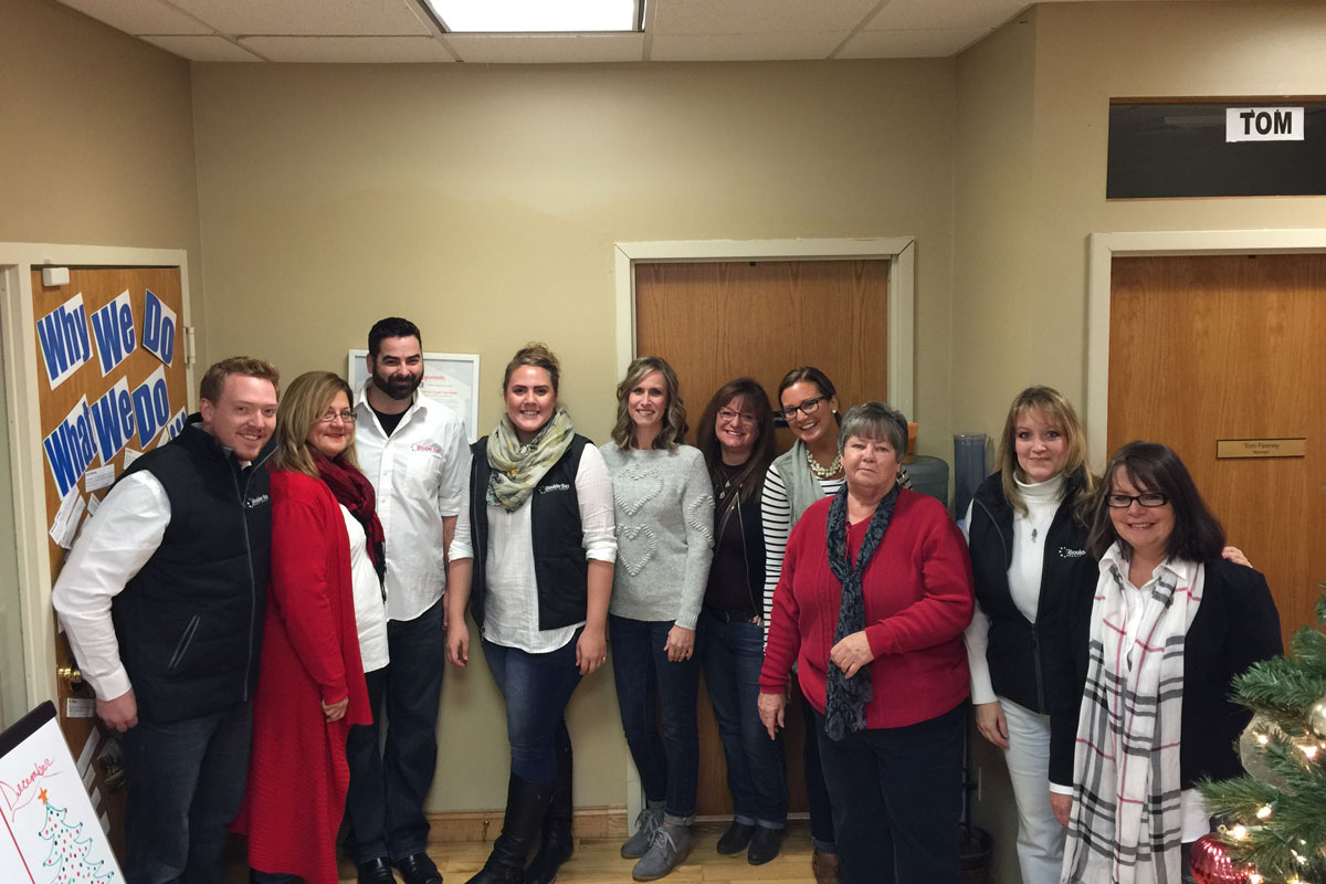 Boulder Bay Realty Dressing Down and Giving Back All Year Long
