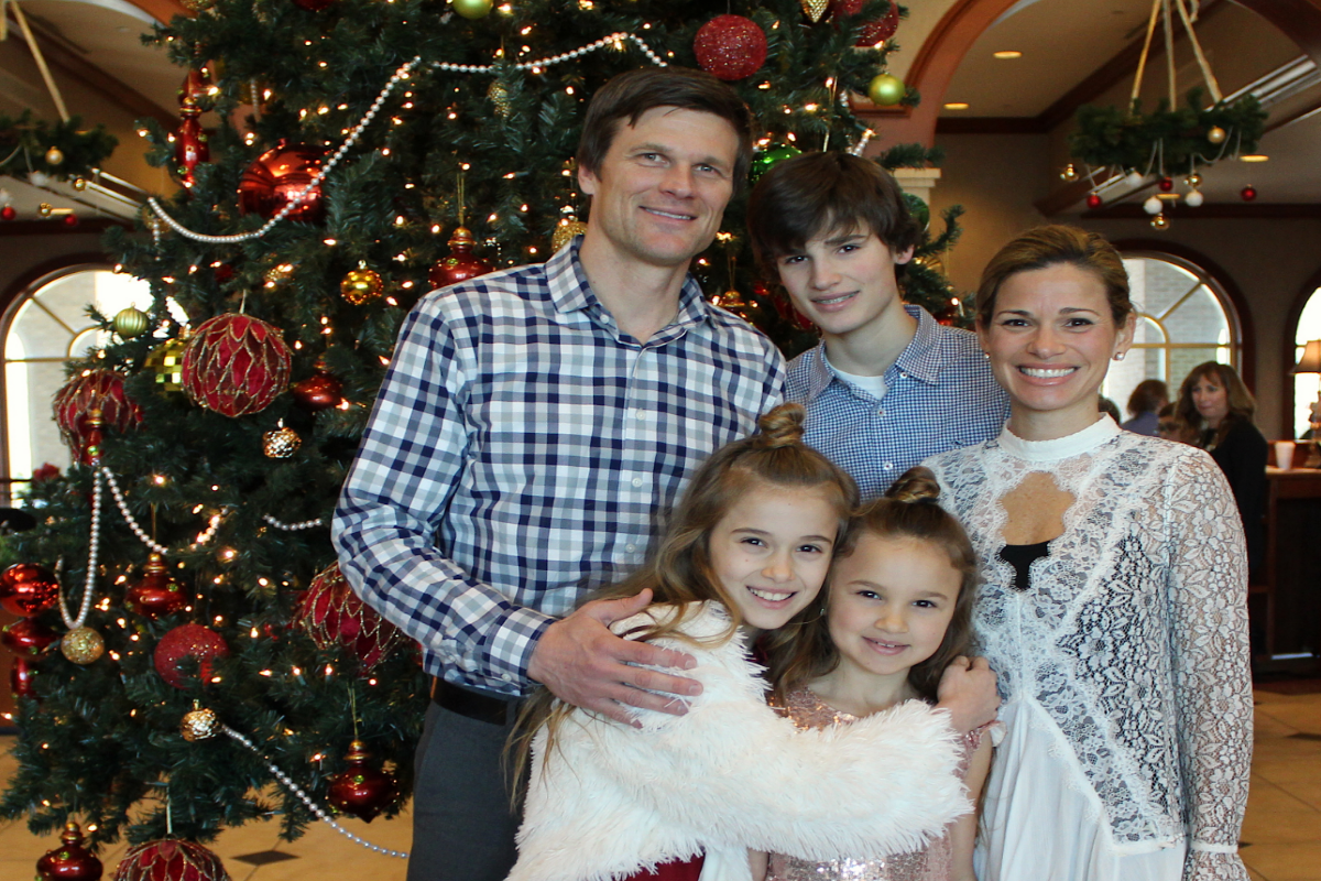 Brunch with Santa Brings Families Together for Festive and Joyous Afternoon at Sand Creek Country Club