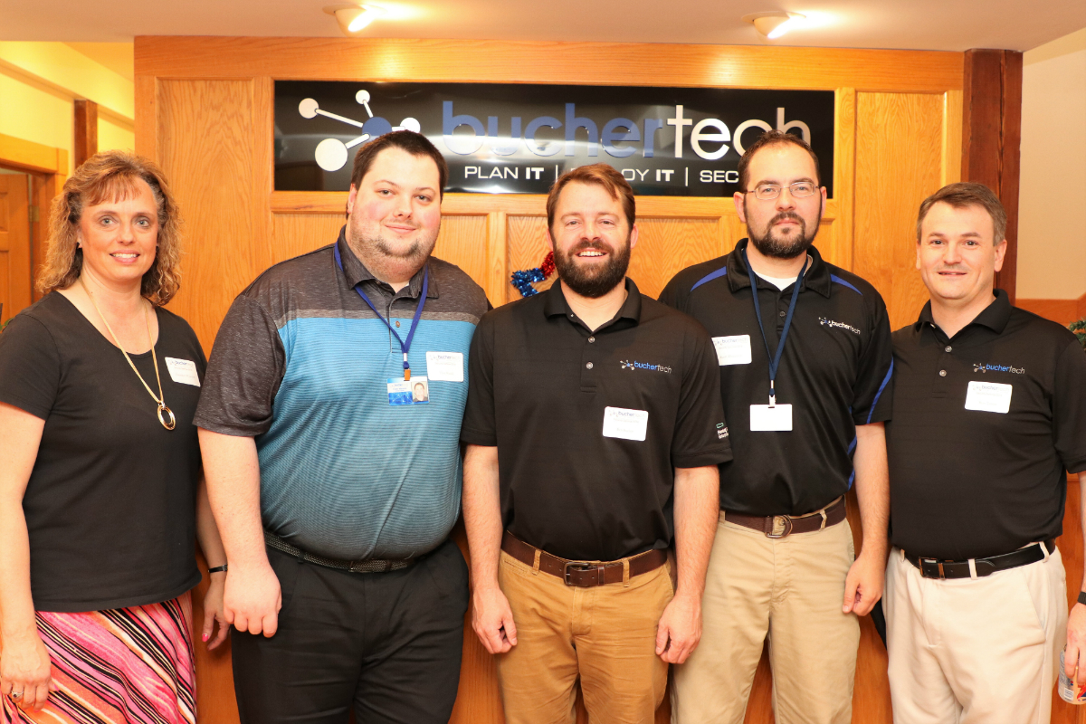 Buchertech Keeps Clients Informed with 2018 Security Seminar