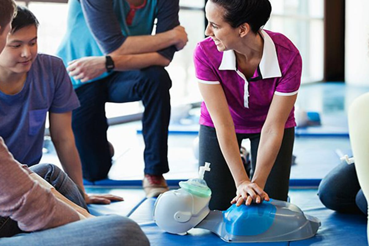 NorthShore Health Centers Offers Lifesaving CPR Classes