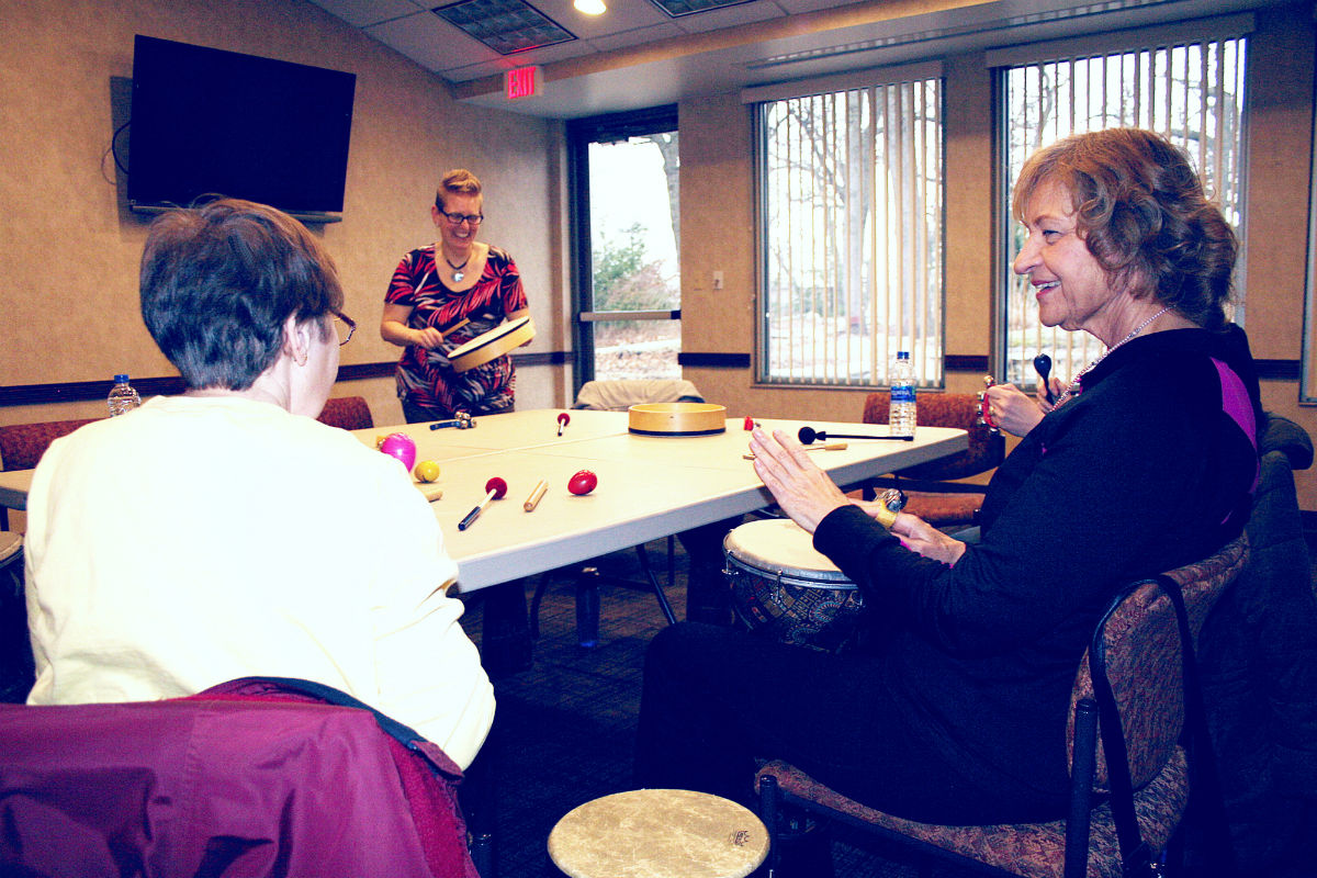 Cancer Resource Centre in Munster Offers Free Music Wellness Classes for Cancer Patients, Caregivers