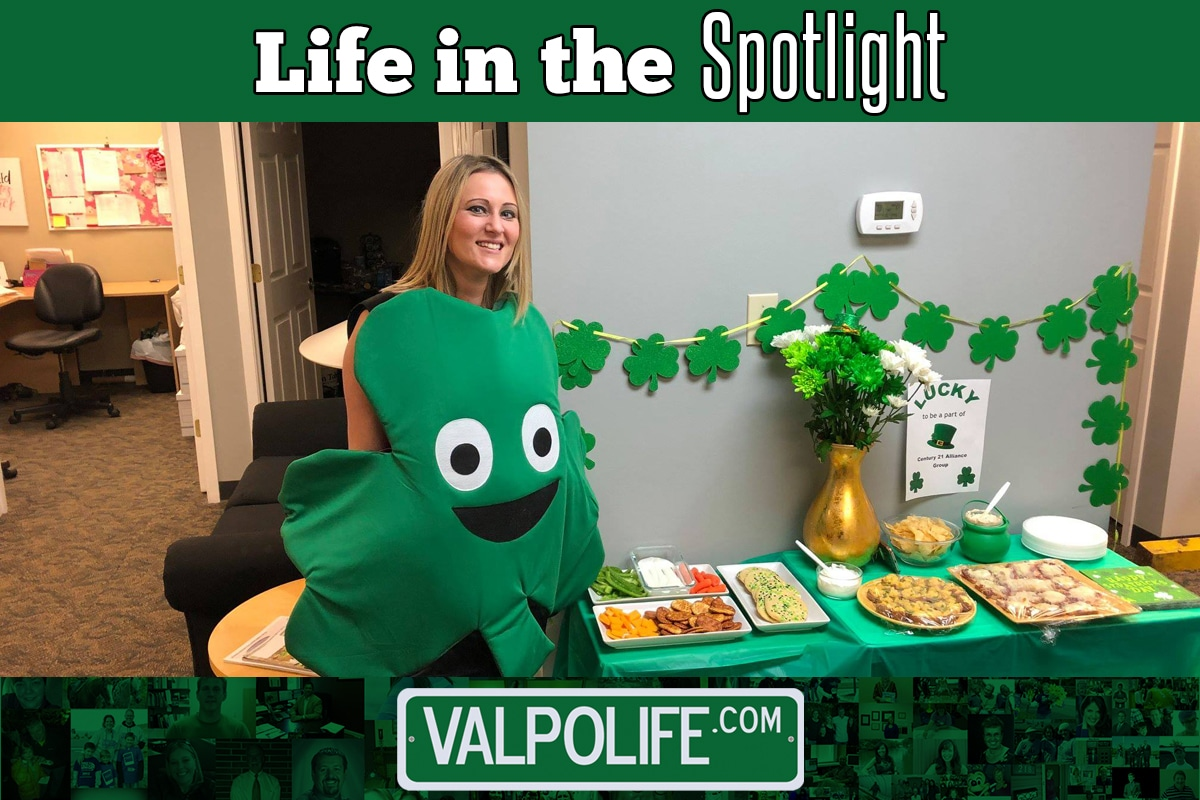 A Valpo Life In The Spotlight: Cassidy Stewart