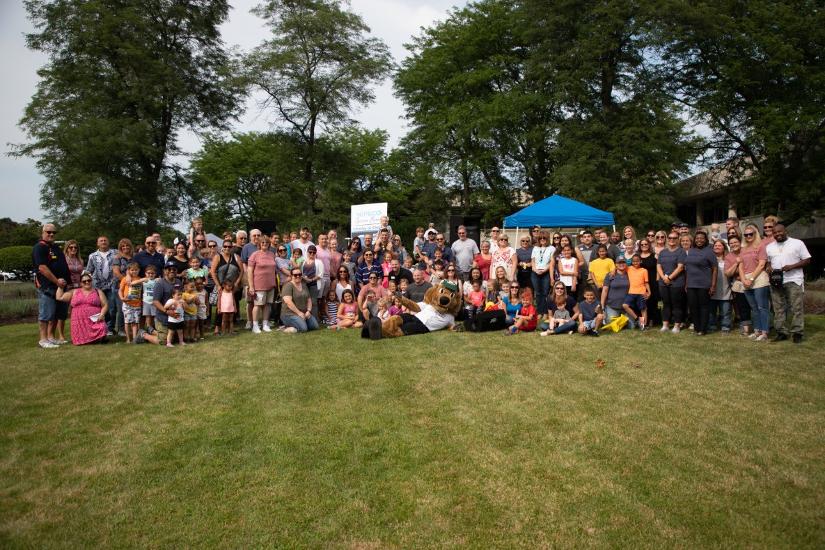 NIPSCO and Parent Company, NiSource, Host Charity of Choice Wrap-up to Celebrate Charitable Employees
