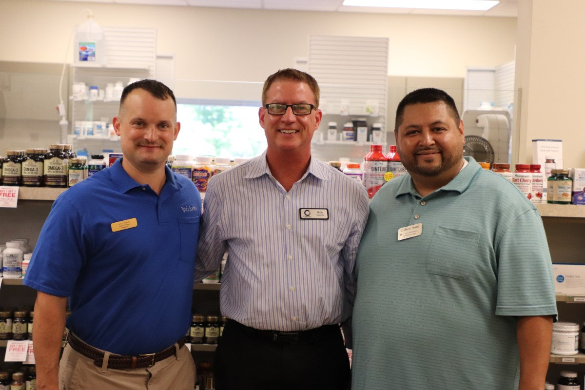 Vyto's Pharmacy Celebrates 1-Year Anniversary at New Location with Chester, Inc. and Highland Community