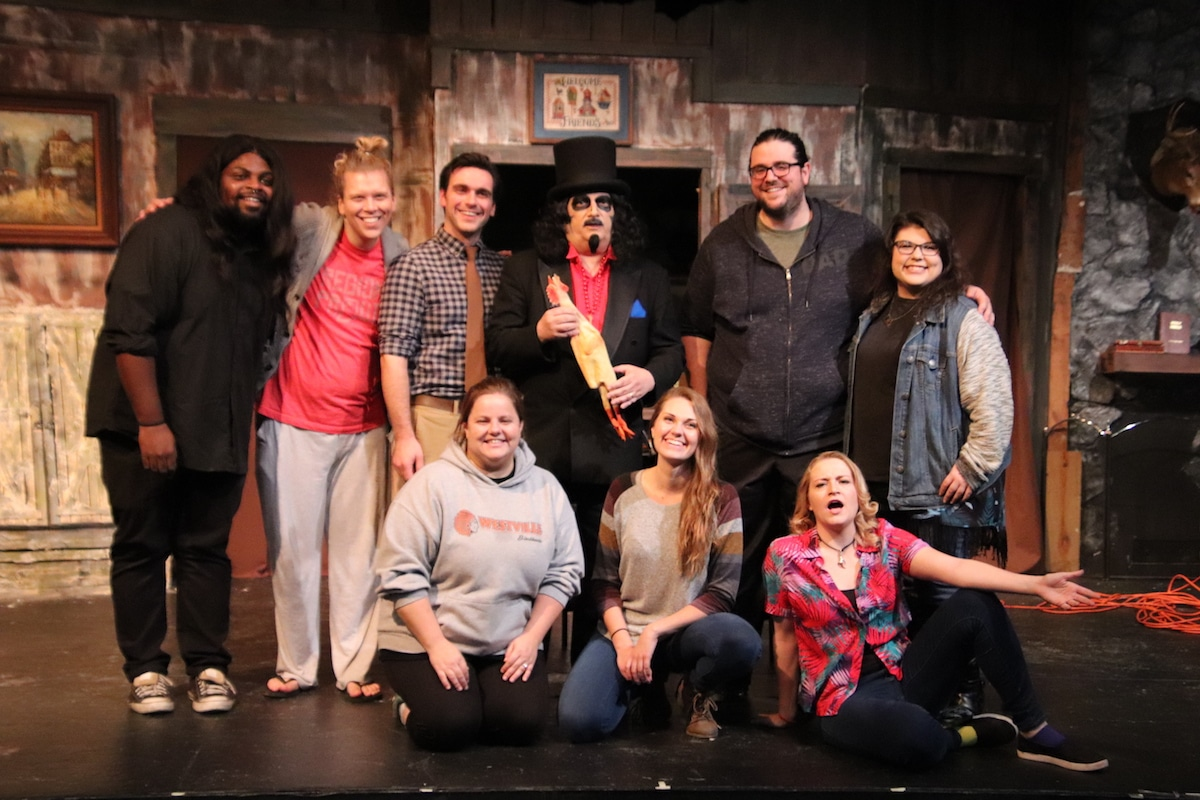 Svengoolie Entertains All at Chicago Street Theatre's Annual Halloween Party
