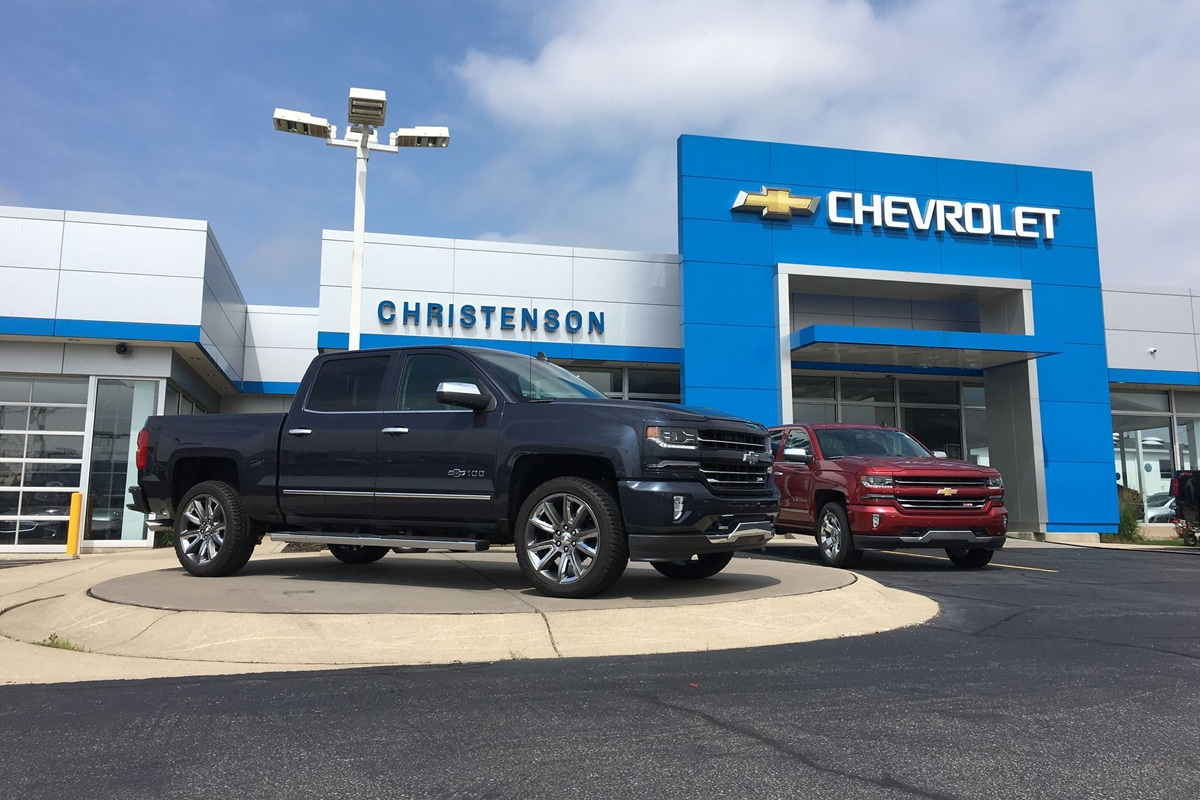 Christenson Chevy Customers Share Their Positive Experiences