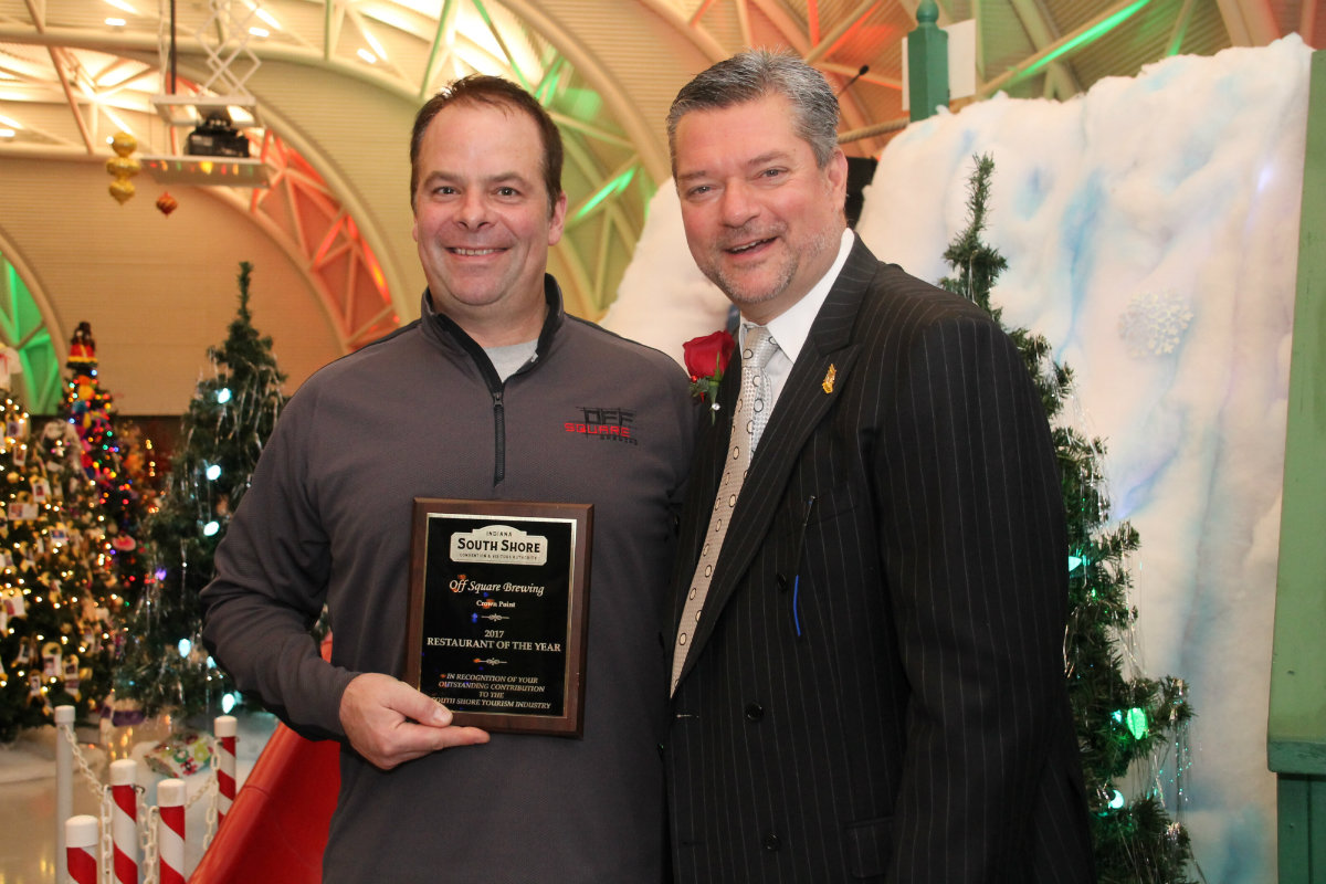 A Christmas Story Comes Home Annual Reception Recognizes NWI Businesses, Leaders