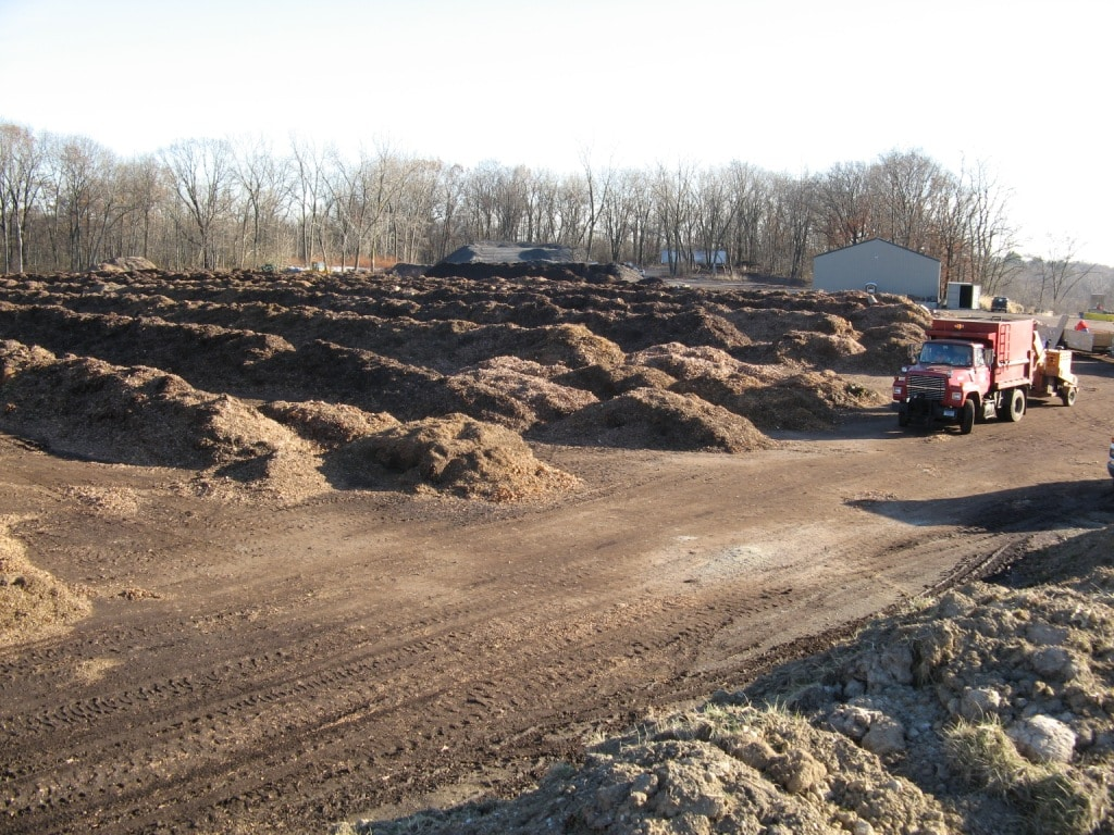 Compost Your Fall Yard Waste with Porter County Recycling & Waste Reduction