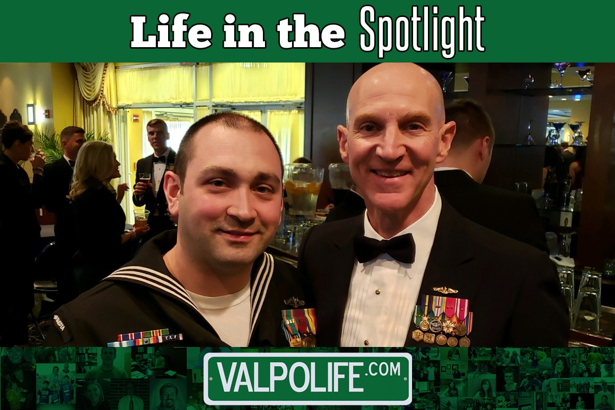 A Valpo Life In The Spotlight: Cory Kennedy