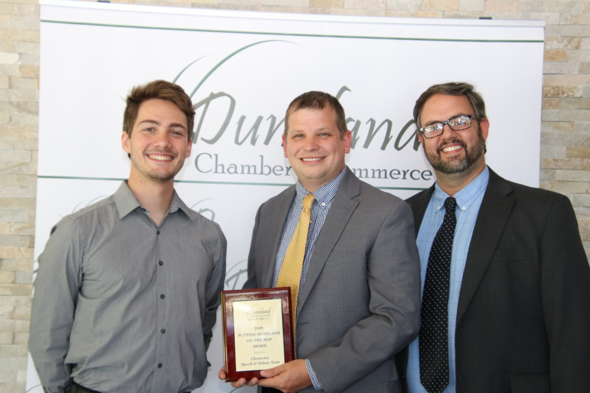 Duneland Chamber of Commerce Shares Vision for the Northwest Indiana Community at State of the Chamber and Awards Luncheon