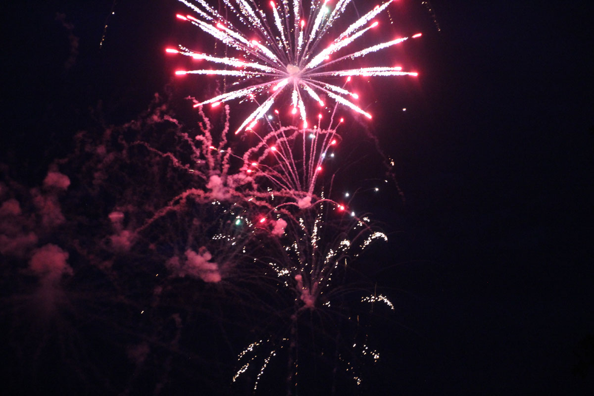Duneland Chamber Celebrates 10 Year Anniversary for Lakefront Fireworks