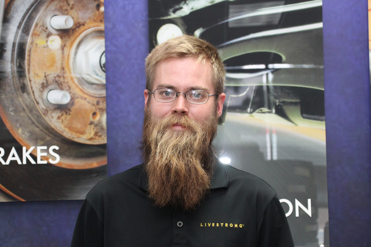 Eric Greiner Brings Quality Care and Synergy to Winfield Levin Tire & Service Center