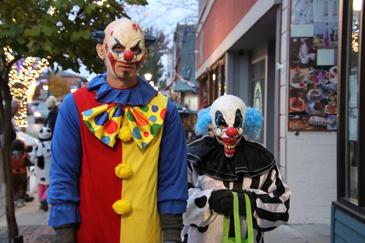 Flame and Flair Halloween Festival Brings Spooky Family Fun to Michigan City