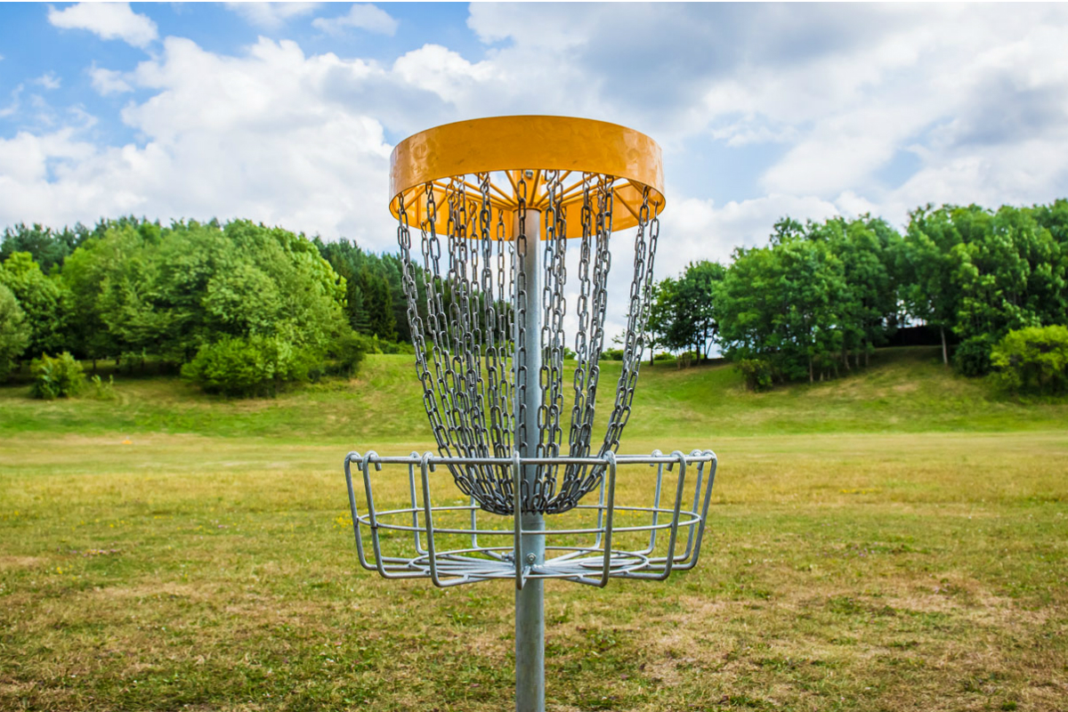 Disc Golfing Gems in Northwest Indiana