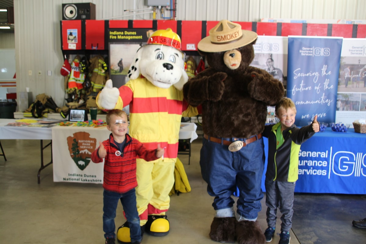 Family Safety Day Both Educates and Entertains the Community