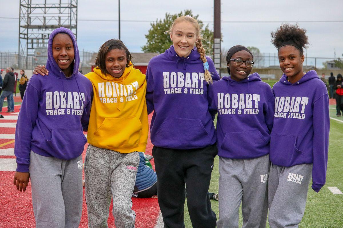 Northwest Indiana High School Track Stars Shine at Girls Track Regionals