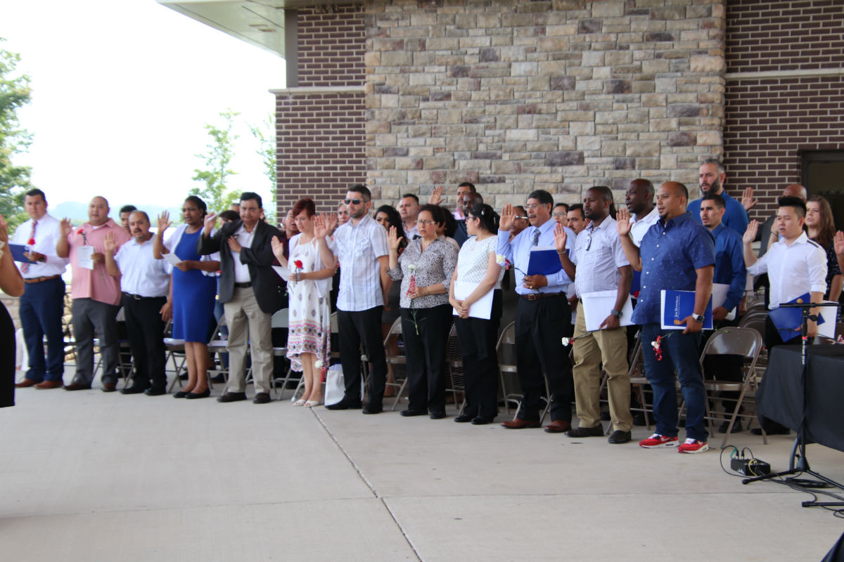 City of Hammond Lights Up the Sky with Annual Fourth of July Celebration and Naturalization Ceremony