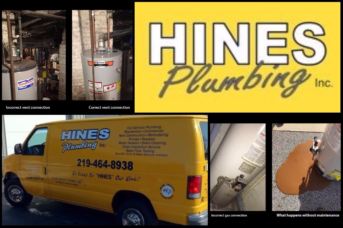Have Water Heater Woes? Hines Plumbing Has Solutions!