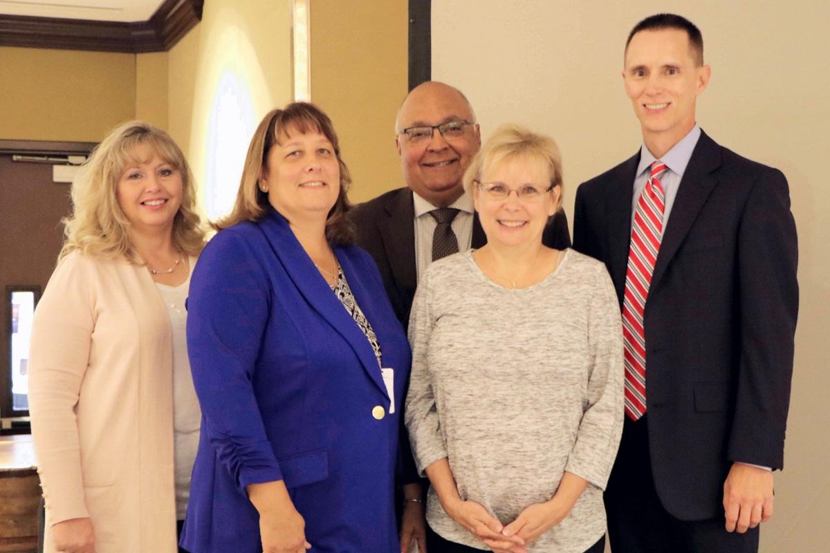 IHA Honors Munster Community Hospital's Puntillo for Safe Sleep Efforts