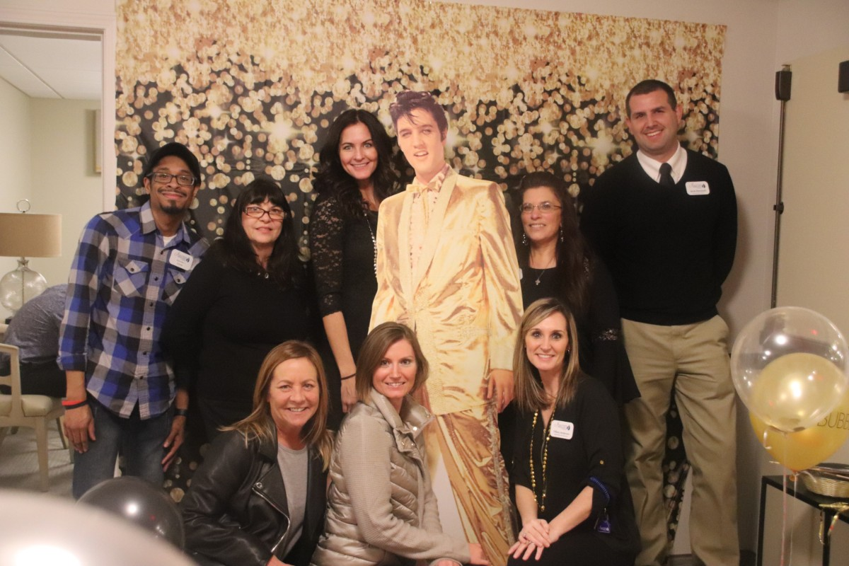 Elvis Is Back In The Building at Journey Senior Living