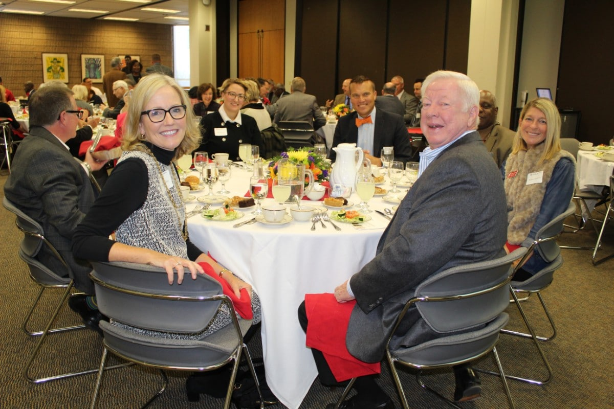 IU Northwest's Chancellor's Commission for Community Engagement Fall 2018 Meeting