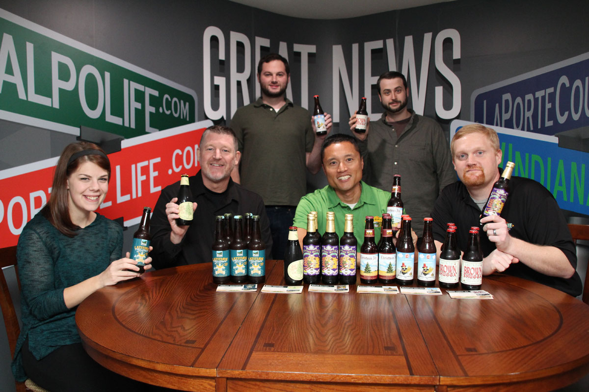 Indiana Beverage Showcases Holiday Seasonal Selections with In-House Tasting at Ideas in Motion Media