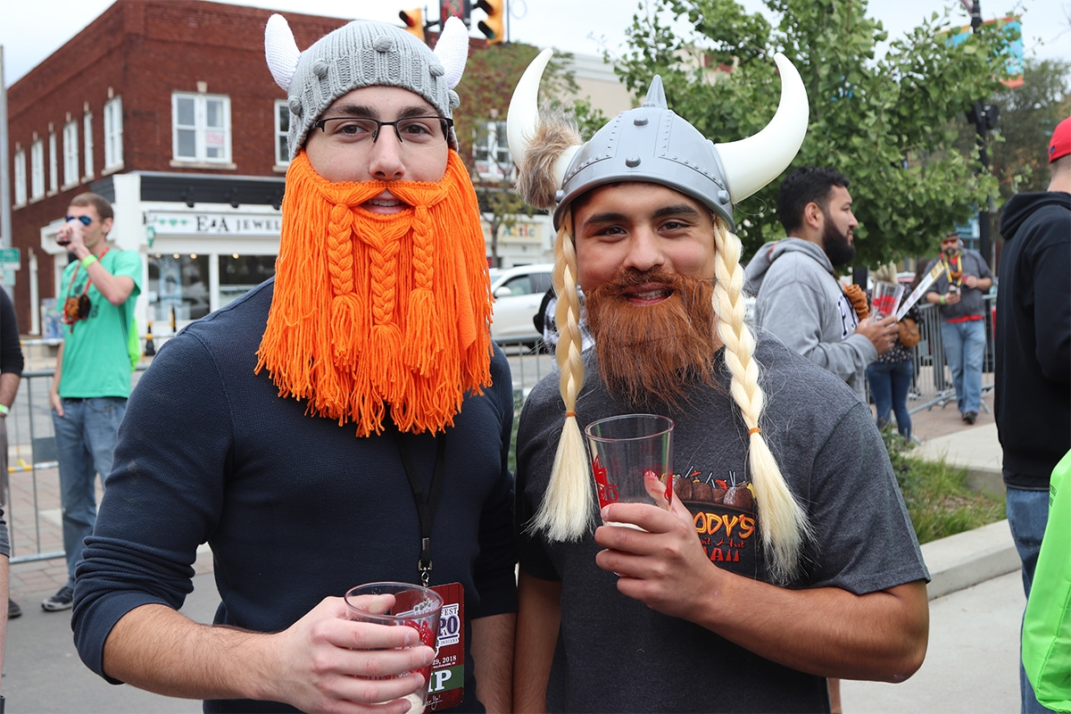 Beer Lovers Celebrate 9th Annual Valpo Brewfest