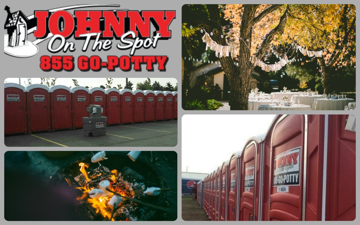 Johnny on the Spot is Here to Make Your Autumn Events a Hit!