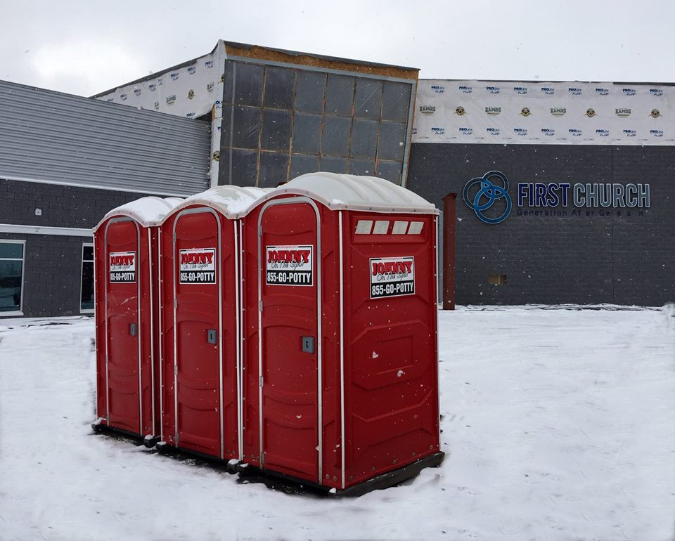 Johnny On The Spot Offers Advice on Keeping Portable Restrooms Accessible and Comfortable in the Cold