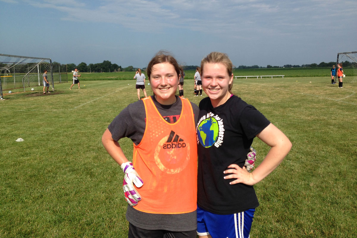 #1StudentNWI: Kouts Students Lead On and Off the Field