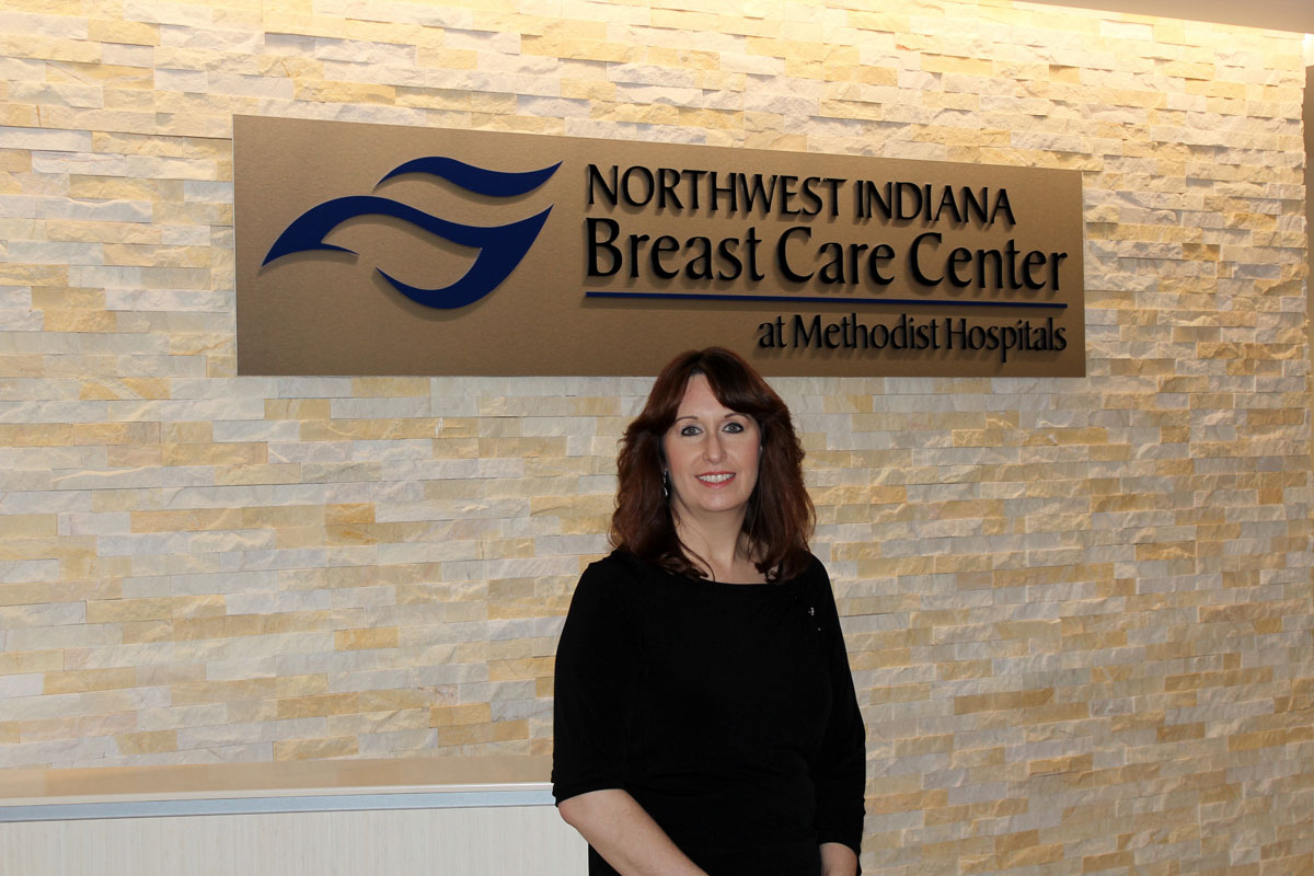 Laurie Pilla Finds Reward and Inspiration While Caring for Women in Northwest Indiana