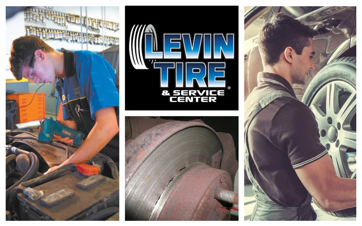 Levin Tire & Service Center Offers Array of Services for Customers